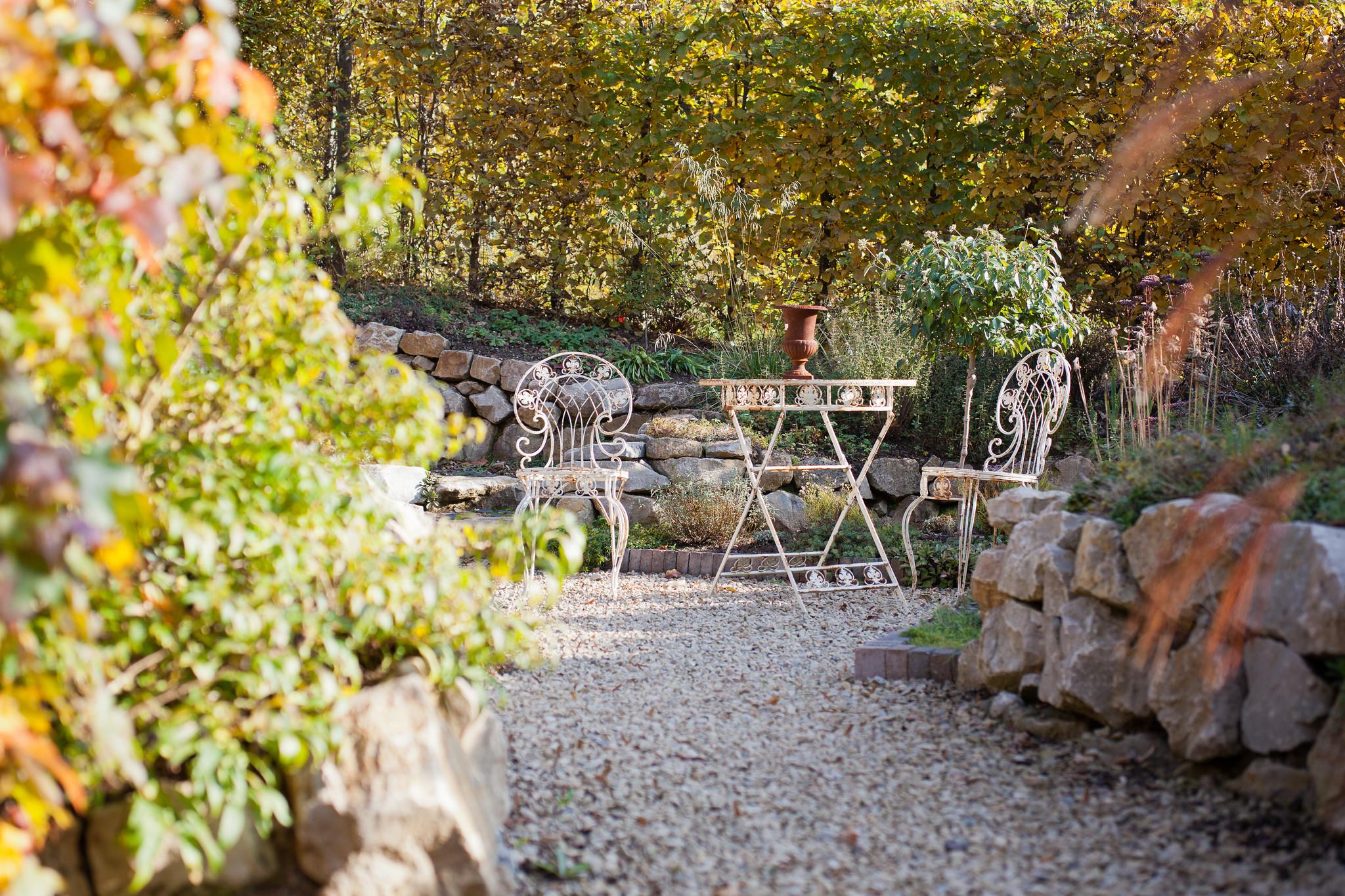 Der Senkgarten – Langhirts Gartenblog