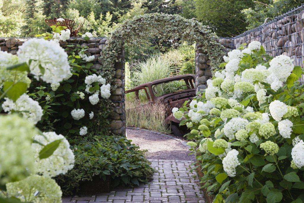 Der Garten der Annabelle