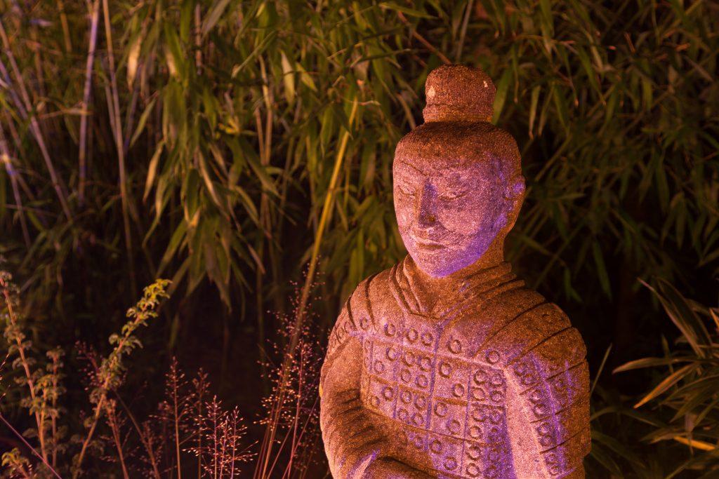 Der Asia-Garten