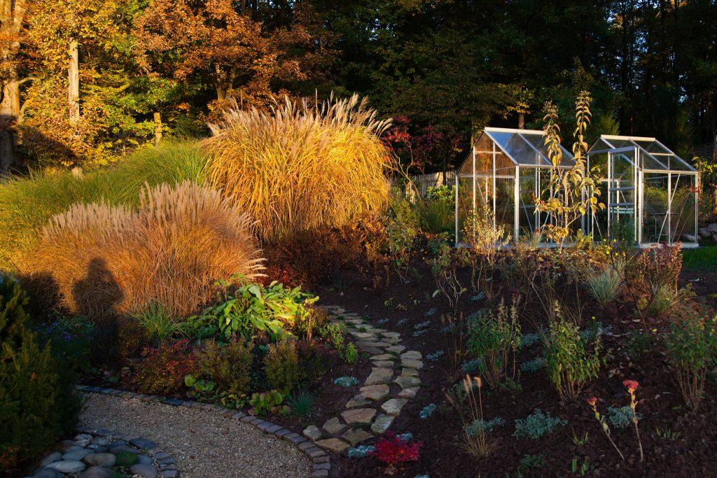 Umgestaltung von Bastians Garten