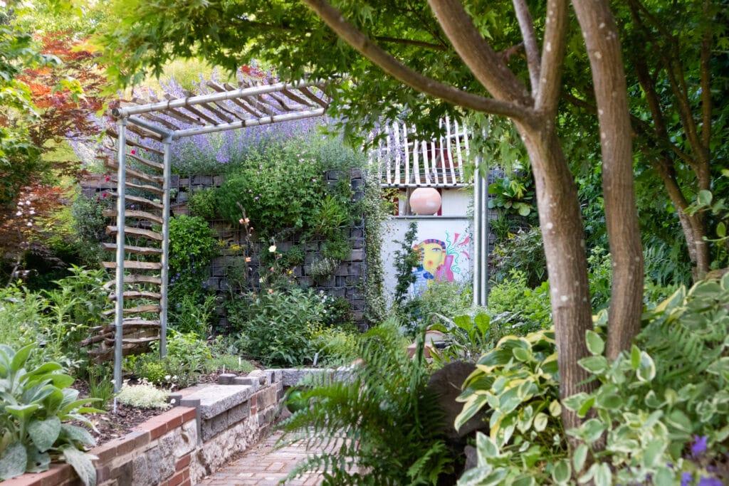 Der Künstlergarten
